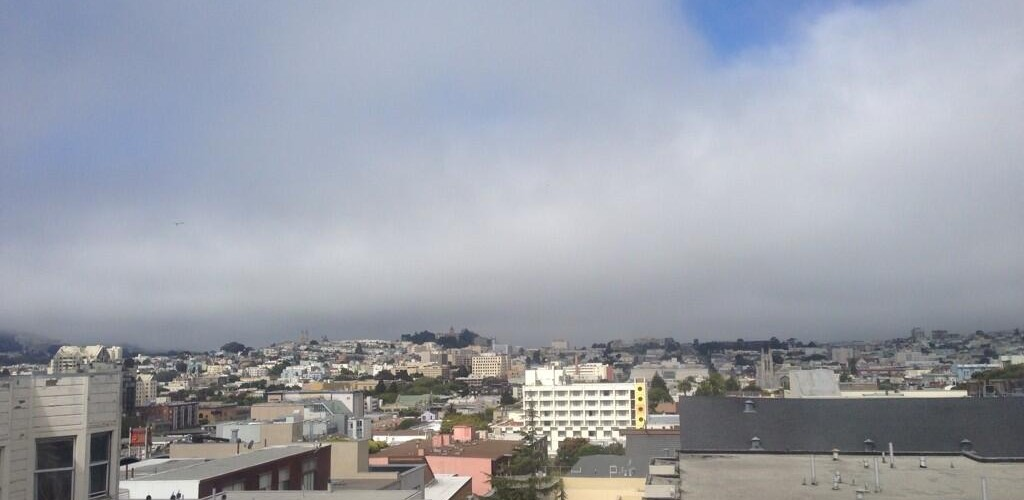 A View from San Francisco Counseling Center